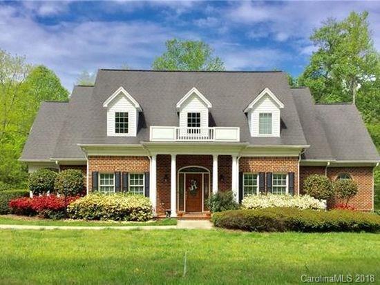 540 Saint Cloud Drive, Statesville, NC 28625 (#3424934) :: MartinGroup Properties
