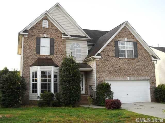 8707 Gracefield Drive, Waxhaw, NC 28173 (#3425012) :: Stephen Cooley Real Estate Group