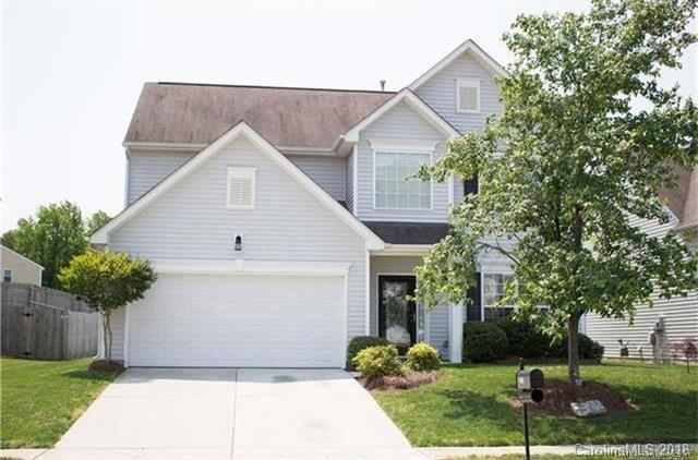 3031 Ernest Russell Court #55, Charlotte, NC 28269 (#3425050) :: LePage Johnson Realty Group, LLC