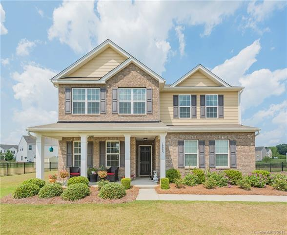10005 Farm Pond Road, Indian Trail, NC 28079 (#3425064) :: RE/MAX Metrolina
