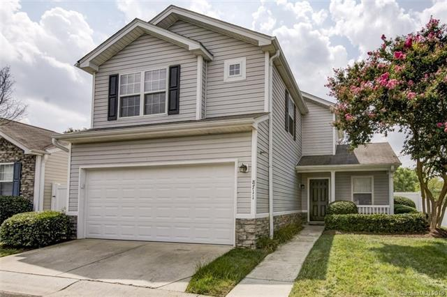 8711 Meadowmont View Drive, Charlotte, NC 28269 (#3425071) :: The Ramsey Group