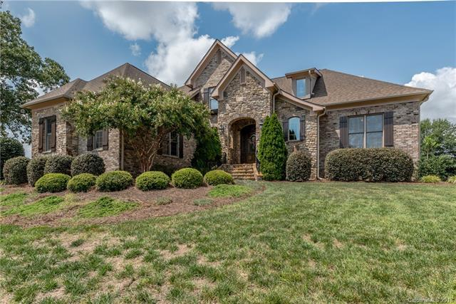9106 Sunday Silence Drive, Waxhaw, NC 28173 (#3425077) :: Exit Mountain Realty