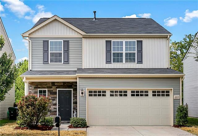 2315 Old Goose Lane, Charlotte, NC 28262 (#3425103) :: The Ramsey Group