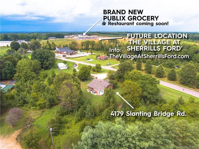 4179 Slanting Bridge Road, Sherrills Ford, NC 28673 (#3425108) :: High Performance Real Estate Advisors