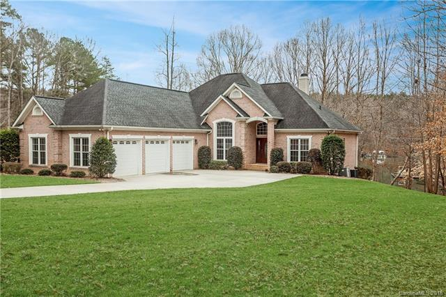 456 Wildlife Road, Troutman, NC 28166 (#3425128) :: The Ramsey Group