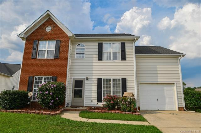 4408 Cascade Drive, Indian Trail, NC 28079 (#3425146) :: The Ramsey Group