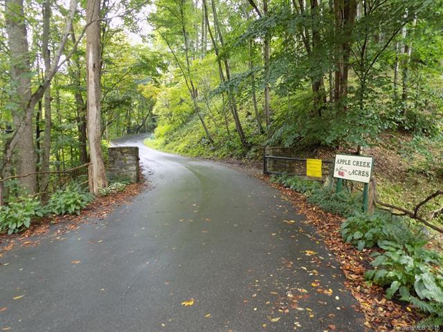 Lot 240 Apple Creek Road #240, Waynesville, NC 28786 (#3425241) :: Rinehart Realty