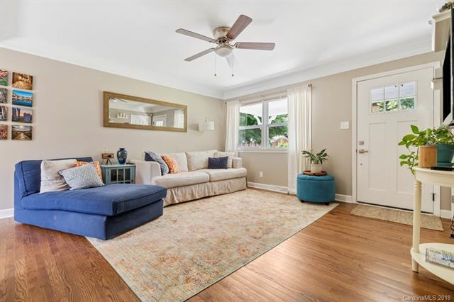 4153 Donnybrook Place, Charlotte, NC 28205 (#3425351) :: Exit Realty Vistas