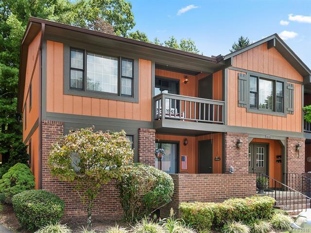1737 Haywood Manor Road 9-C, Hendersonville, NC 28791 (#3425399) :: Puffer Properties