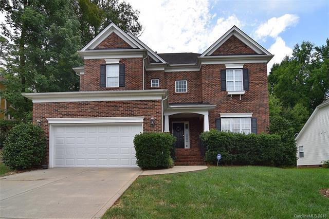 8517 Wren Creek Drive, Charlotte, NC 28269 (#3425492) :: The Ramsey Group