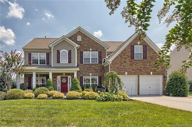 8348 Burgundy Ridge Drive, Harrisburg, NC 28075 (#3425528) :: MartinGroup Properties