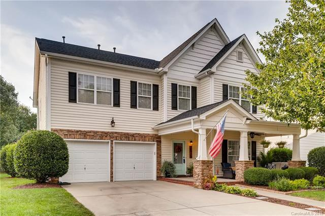 10526 Quarrier Drive, Cornelius, NC 28031 (#3425558) :: The Sarver Group