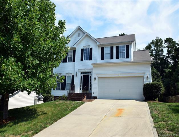 2219 Candlelight Woods Drive, Matthews, NC 28105 (#3425563) :: The Ramsey Group