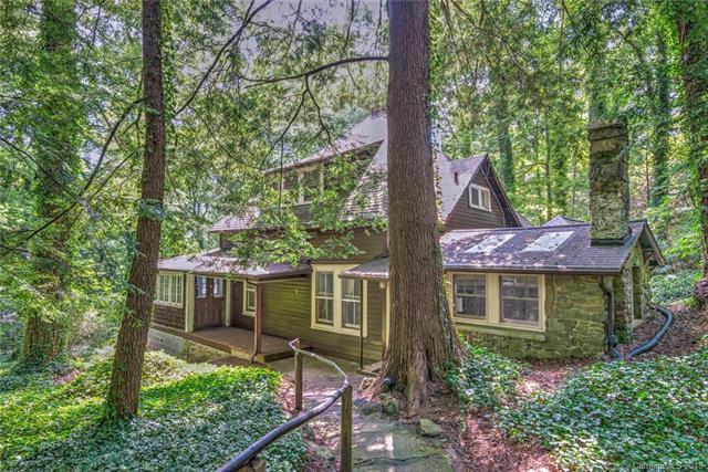 304 North Carolina Terrace, Montreat, NC 28757 (#3425614) :: Exit Mountain Realty