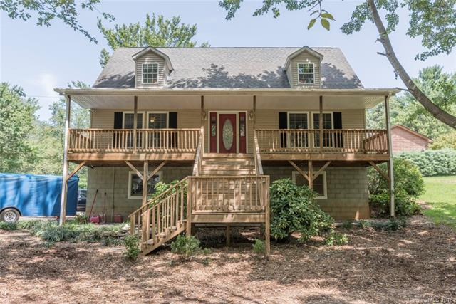 448 Upper Grassy Branch Road, Asheville, NC 28805 (#3425677) :: Exit Mountain Realty