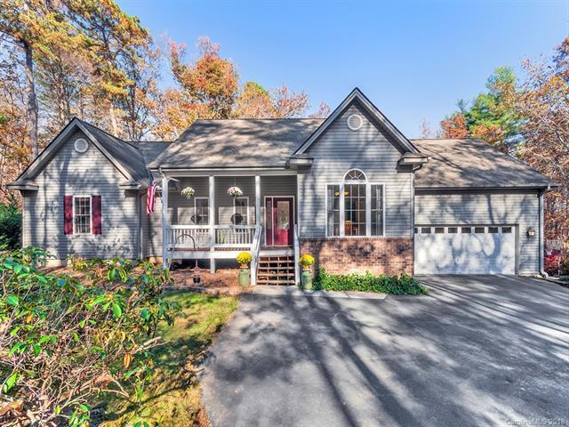 112 French Mill Trail, Mills River, NC 28759 (#3425706) :: RE/MAX RESULTS
