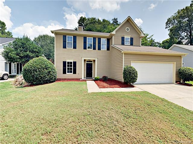 6611 Flat Creek Drive, Charlotte, NC 28277 (#3425750) :: Exit Mountain Realty