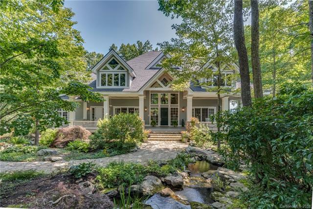 229 Pine Shadow Drive #101, Hendersonville, NC 28739 (#3425775) :: Caulder Realty and Land Co.