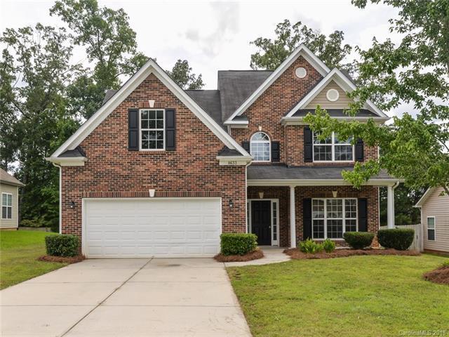8633 Ridgeline Lane, Charlotte, NC 28269 (#3425857) :: MartinGroup Properties
