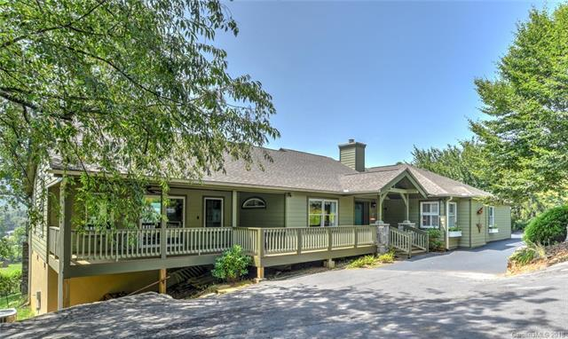 32 Chanticleer Lane, Waynesville, NC 28786 (#3425922) :: Stephen Cooley Real Estate Group