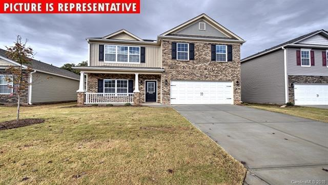 417 Wheat Field Drive #52, Mount Holly, NC 28120 (#3425956) :: Odell Realty