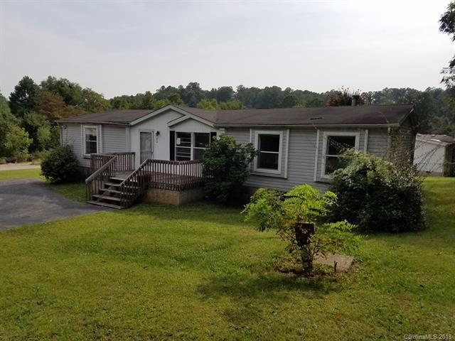 22 Spencer Road, Candler, NC 28715 (#3425990) :: Rinehart Realty