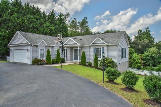 84 Justice Ridge Road #5, Candler, NC 28715 (#3426021) :: MartinGroup Properties