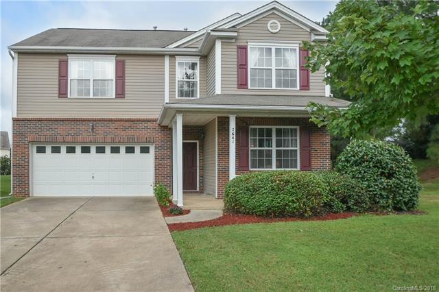7641 Carrington Forest Lane, Matthews, NC 28105 (#3426039) :: Phoenix Realty of the Carolinas, LLC