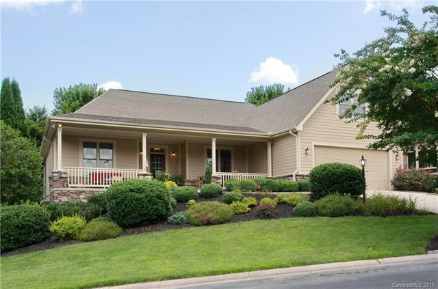 217 Whistlewood Lane #27, Hendersonville, NC 28739 (#3426067) :: Puffer Properties