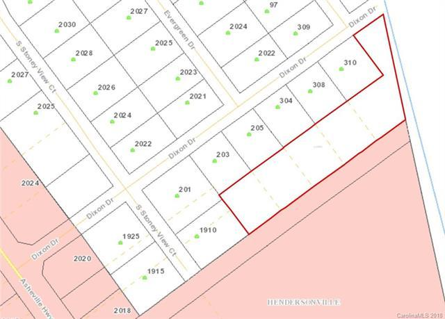 - Franklin Drive 5,7,9,11,12, Hendersonville, NC 28792 (#3426128) :: Cloninger Properties