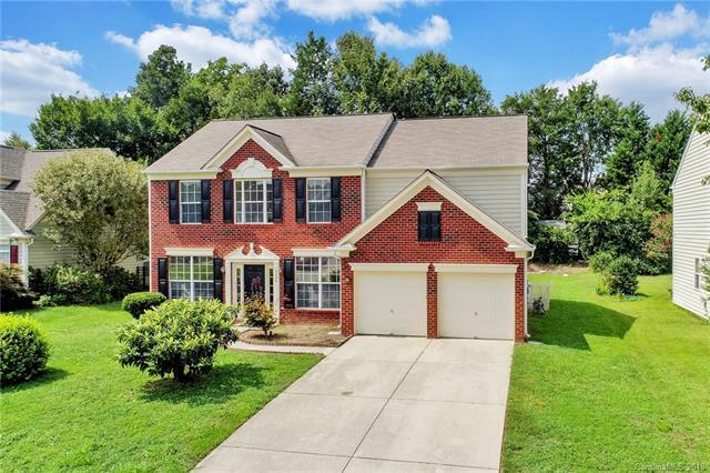 6064 Roseway Court, Harrisburg, NC 28075 (#3426131) :: Exit Mountain Realty