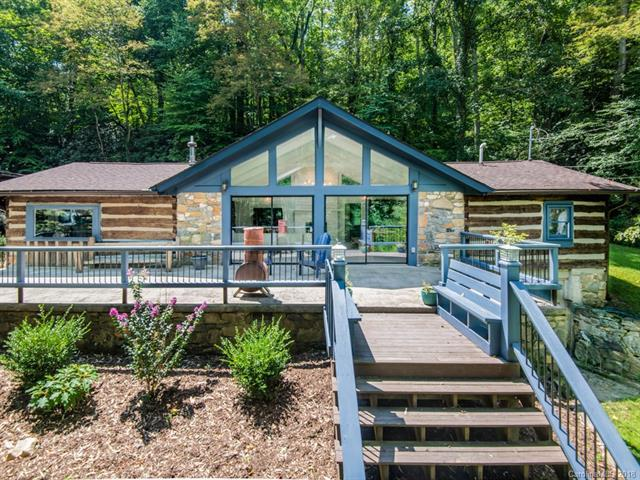 1043 Old Fort Road, Fairview, NC 28730 (#3426158) :: Besecker Homes Team