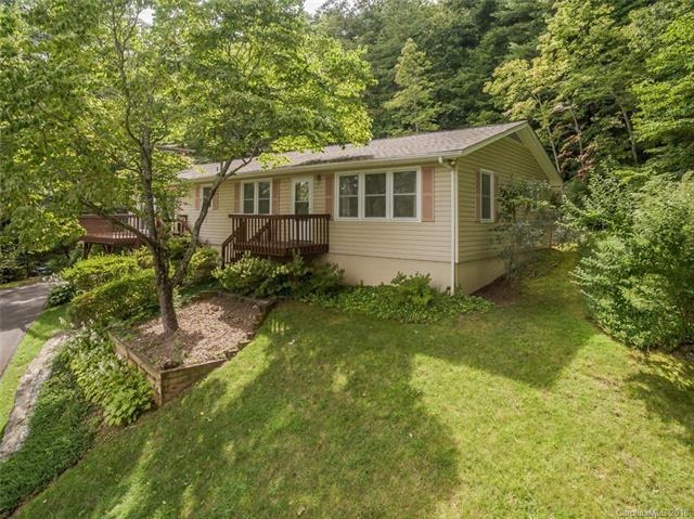 109 Pleasant Drive, Black Mountain, NC 28711 (#3426185) :: Mossy Oak Properties Land and Luxury