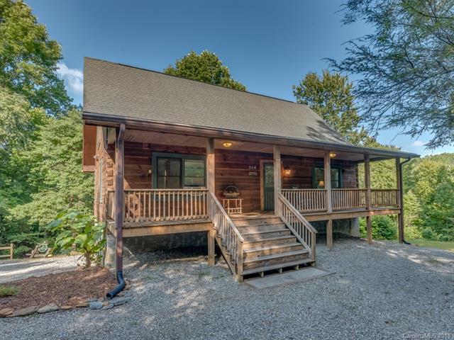 266 & 264 Cedar Creek Road, Saluda, NC 28773 (#3426201) :: Exit Mountain Realty