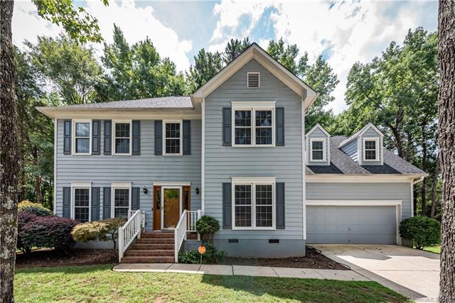 4803 Cobble Glen Way, Charlotte, NC 28269 (#3426280) :: Phoenix Realty of the Carolinas, LLC