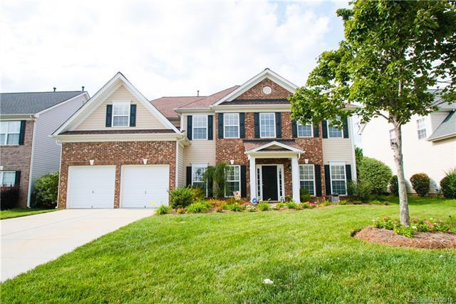 9588 Indian Beech Avenue, Concord, NC 28027 (#3426299) :: Odell Realty