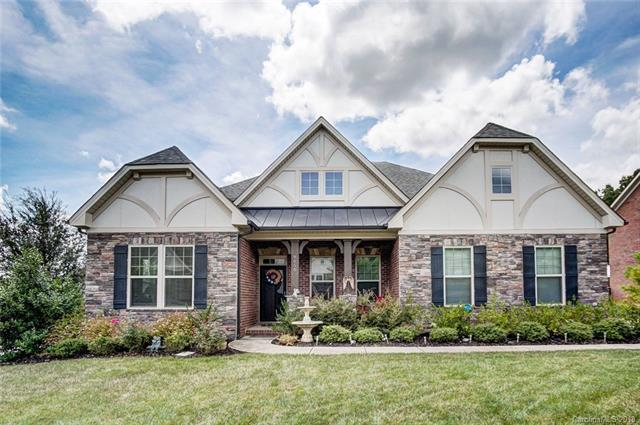 9050 Blue Ridge Drive, Indian Land, SC 29707 (#3426303) :: Homes Charlotte