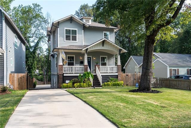 943 Everett Place #10, Charlotte, NC 28205 (#3426314) :: LePage Johnson Realty Group, LLC
