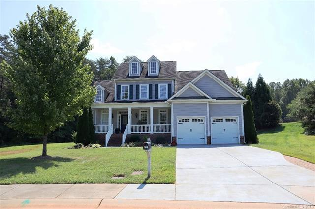 407 Oak Forest Lane, Salisbury, NC 28146 (#3426416) :: The Andy Bovender Team