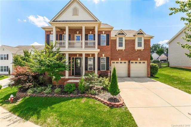 8201 Prescot Glen Parkway, Waxhaw, NC 28173 (#3426462) :: Homes Charlotte
