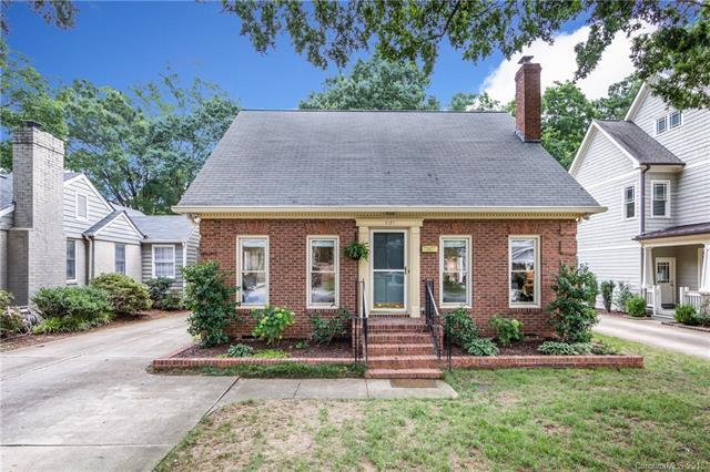 2127 Floral Avenue, Charlotte, NC 28203 (#3426556) :: Homes Charlotte