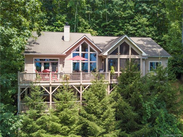 185 High Ridge Road, Waynesville, NC 28786 (#3426565) :: Puffer Properties