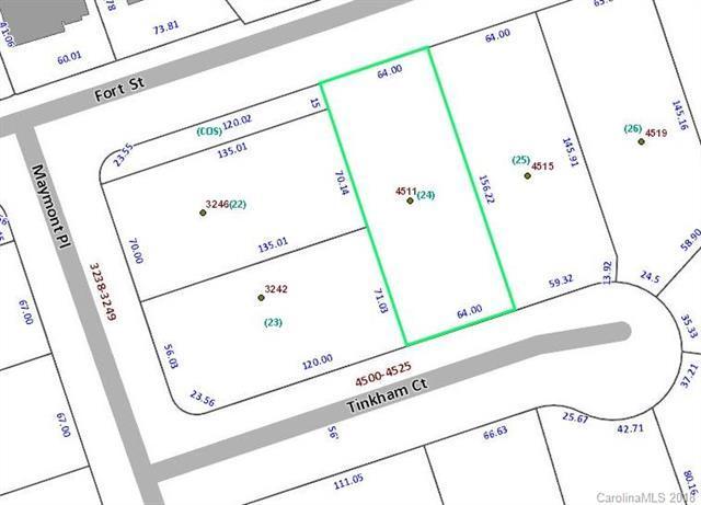 4511 Tinkham Court #24, Charlotte, NC 28205 (#3426579) :: Homes Charlotte