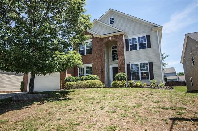 4794 Turnridge Court, Concord, NC 28027 (#3426657) :: Exit Mountain Realty