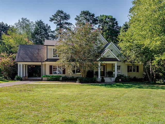 219 S Canterbury Road, Charlotte, NC 28211 (#3426666) :: Odell Realty