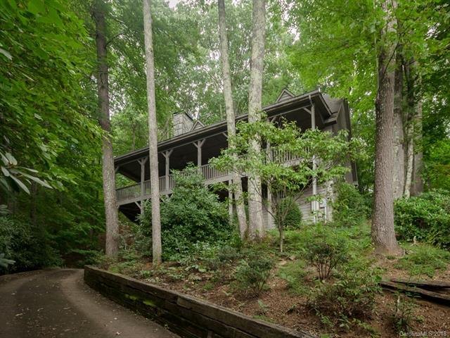710 Falcon Ridge Drive #18, Waynesville, NC 28786 (#3426726) :: Exit Mountain Realty