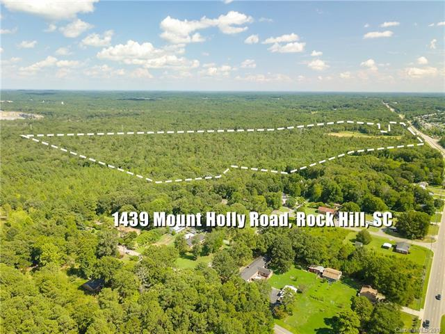 1439 Mount Holly Road, Rock Hill, SC 29730 (#3426832) :: Miller Realty Group