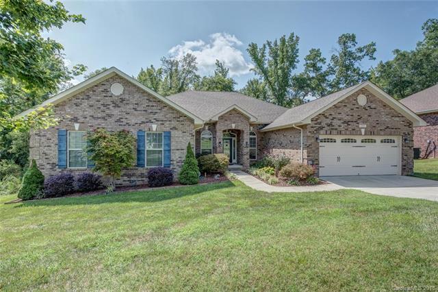 3357 Knighton Lane #42, Gastonia, NC 28056 (#3427051) :: LePage Johnson Realty Group, LLC