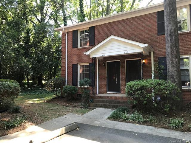 924 Hollywood Street #924, Charlotte, NC 28211 (#3427220) :: RE/MAX RESULTS
