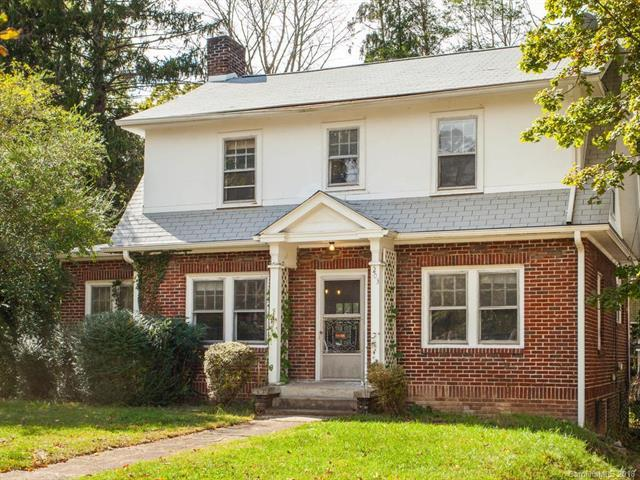 203 & 207 Brucemont Circle 1 & 2, Asheville, NC 28806 (#3427222) :: Exit Mountain Realty
